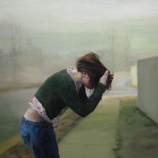 It´s my good place, 114x146cm, óleo sobre lienzo