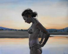 Were is the magic, 81x100cm, óleo sobre lienzo