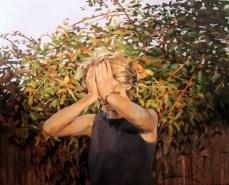 Silvas, 81x100cm, óleo sobre lienzo